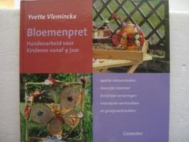 27- bloemenpret OPRUIMINGS BOEKJE