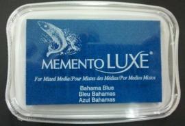 CE132020/5601- Memento Luxe inktkussen bahama blue