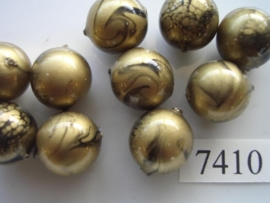 10 x rond 14mm 7410