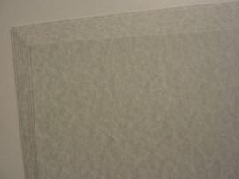 2011- 10 vellen kaartkarton A4 met perkamentlook