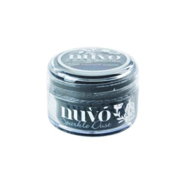 CE801502/2548- Nuvo sparkle dust 15ml - black magic