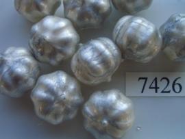 10 x bloem 17.5x12.5mm 7426