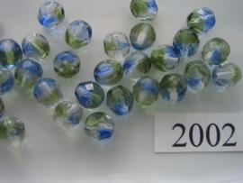 20 stuks 8 mm geslepen 2002
