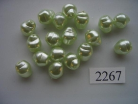 glasparels ovaal gedraaid 2267