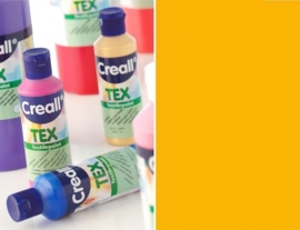 CE301900/0703- Creall Tex textielverf 80ML donker geel
