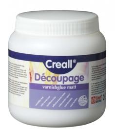 CE121002/0200- Creall Découpage vernislijm 250ML mat