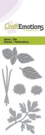 CE115633/0151- Craft Emotions Die 5x10cm kruiden