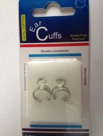 TH12247-4701- ear cuffs oorklemmetjes