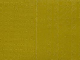 st796-A- stickervel randjes en hoekjes geel