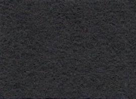 CE800300/0165- 10 vellen viltlapjes viscose van 20x30cm en 1mm dik donkergrijs