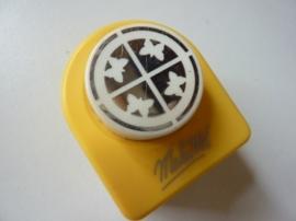 001175- ornamentpons rond 30mm OPRUIMING