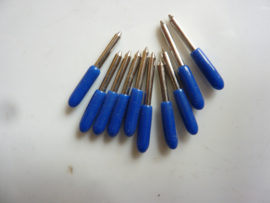 SUPERAANBIEDING!! Cricut expression reserve mesjes 10 stuks  voor dikke materialen