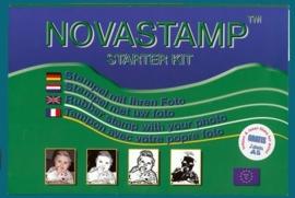 Novastamp starterskit - maak van je eigen foto een stempel! -