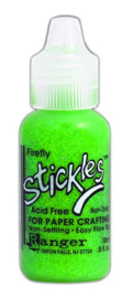 CE306400/9540- Ranger stickles glitter glue 15ml - firefly