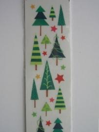 5461- Frances Meyer rub-ons kerst