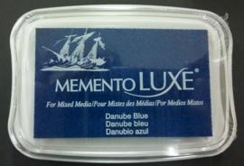 CE132020/5600- Memento Luxe inktkussen danube blue