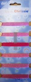 JOY6001/1528- 6 x 25 meter roze garen
