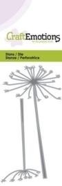 CE115633/0144- Craft Emotions Die 5x10cm berenklauw