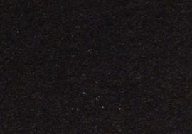 008441/0618- vilten lap van 4mm dik extra sterk 30x45cm zwart
