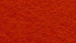 112500/0135- vilten lapje van 1mm dik en 20x30cm groot oranje