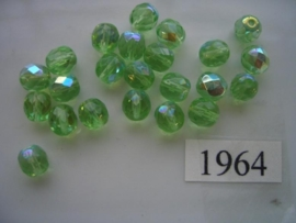 20 stuks 8mm AB kristal 1964
