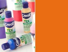 CE301900/0705- Creall Tex textielverf 80ML oranje