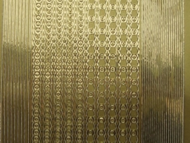 st 452HT- randje goud