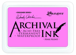CE306014/5649- Ranger archival ink pad - pink peony