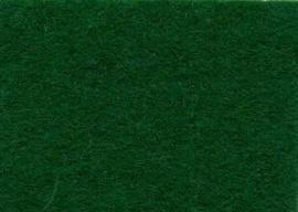 CE800300/0115- 10 vellen viltlapjes viscose van 20x30cm en 1mm dik donkergroen