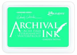 CE306014/8992- Ranger archival ink pad - garden patina