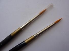 PS105- nylon penseel gold sable -4-