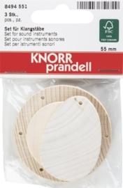 KN218494551- 3 stuks setjes voor klankmobiel