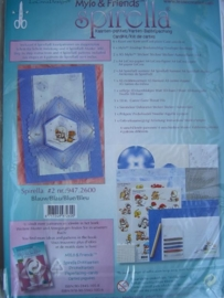 spirella pakket Leane blauw OPRUIMING