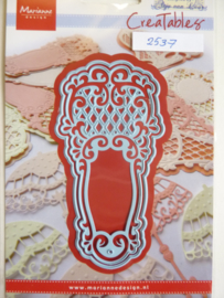 0002537- Marianne Design Creatables stencil nr.265 ornament 11x5.5cm OPRUIMING