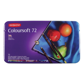 CE325006/0072- Derwent coloursoft pencil 72st blik