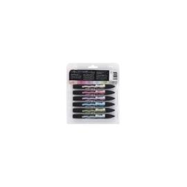 JOY-C0290035- Winsor & Newton brushmarker 12 stuks pastel tones