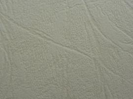 002016- 10 vellen A4 kaartkarton met leder reliëf creme A-kwaliteit