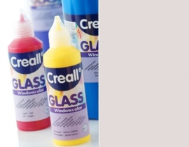 CE301800/0571- Creall Glass - glasstickerverf - window color - 80ML zilver