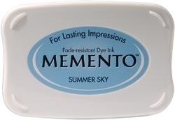 CE132020/4604- Memento inktkussen summer sky