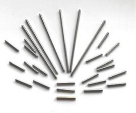 490102/4602 - Jig Pegs - extra metalen pennen