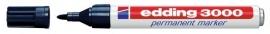 CE393000/0017- Edding-3000 permanent marker met punt van 1.5-3mm staalblauw