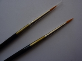 PS103- nylon penseel gold sable -2-