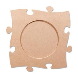 3270 103- 3 stuks MDF XL puzzellijsten van 24x24cm