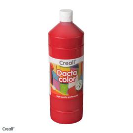 CE301499/2776- Creall basic color plakkaatverf donkerrood 500ML