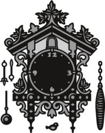 CE115639/1388- Marianne Design craftables cuckoo clock CR1388
