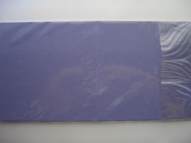 08145- 10 x luxe vierkanten kaarten linnenstructuur 13.5x13.5cm lila SPECIALE AANBIEDING