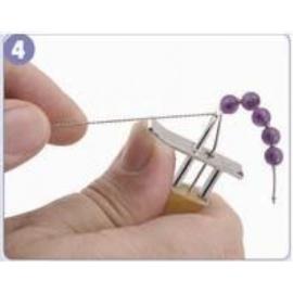 DH470013- knoophulp voor parels en andere kralen