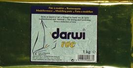 1817 1000- 1000GRAM Darwi boetseerklei ROC - extra sterk - wit zelfhardend