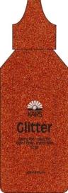 118576/0110- Kars strooi glitter extra fijn 12gram rainbow rood oranje