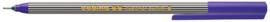 CE390055/0008- edding-55 fineliner met punt van 0.3mm paars